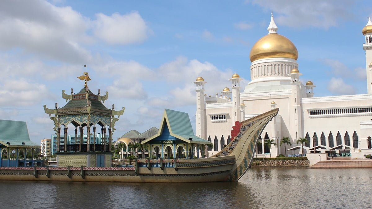 3 datos para enamorarte de Brunéi. Foto @palomamoraguerrerophotography