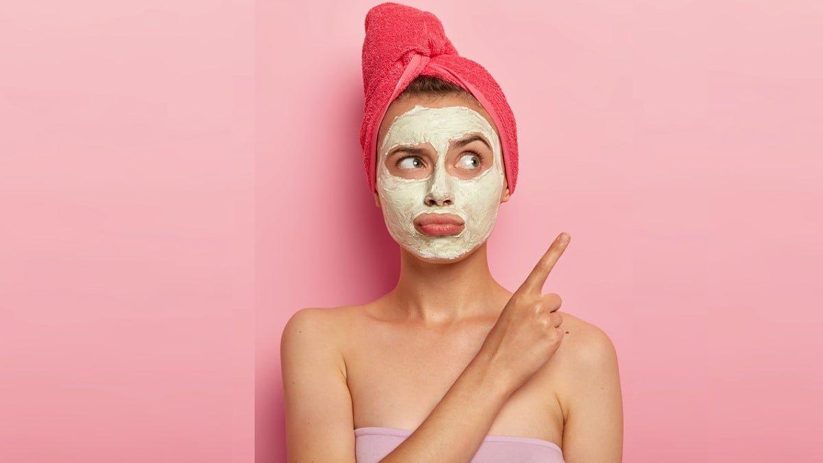 Mascarillas caseras para la salud y belleza de tu rostro. Foto Way Home Studio para freepik.es