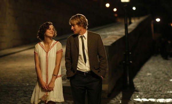 Medianoche en París, una entretenida comedia romántica