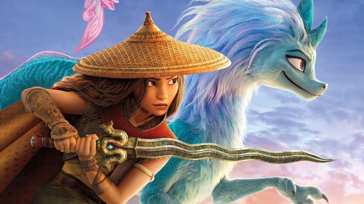 Raya y el último dragón. 5 datos de la nueva película de Disney