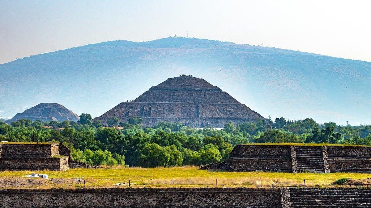Teotihuacán abre de nuevo sus puertas a los visitantes. Foto Erika Falco en Pixabay