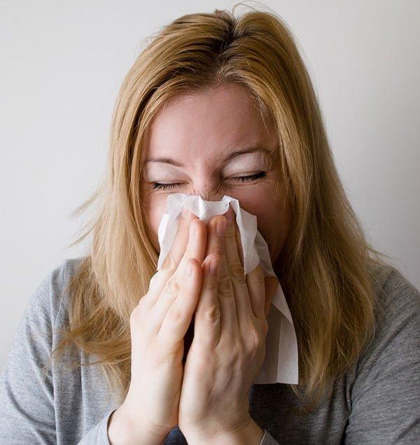 Aprende a diferenciar la alergia estacional de un resfriado común. Foto Mojpe en Pixabay