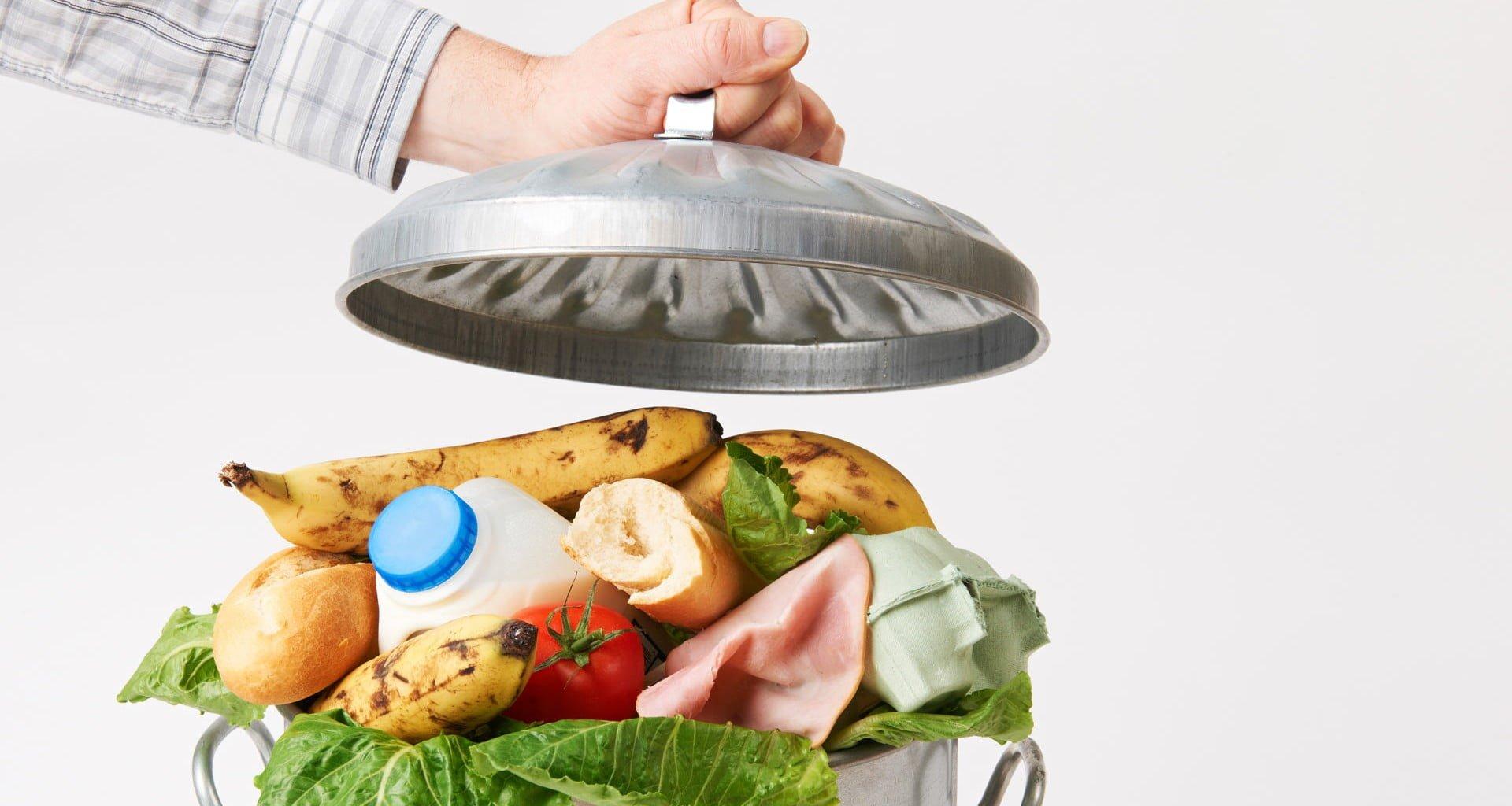 ONU: 17% de los alimentos disponibles en el mundo acaba en la basura