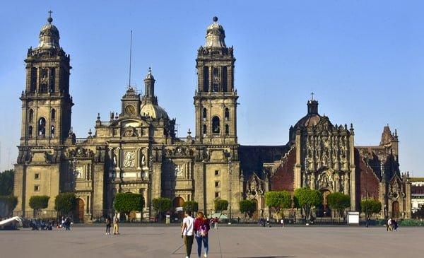 La Catedral Metropolitana es una impresionante construcción. Foto Pablo S. Ramirez en Pixabay