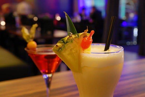 Piña colada, un clásico de la coctelería. Pixabay