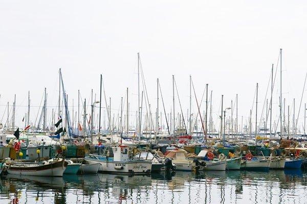 En 1838 se construye el puerto. Foto @palomamoraguerrerophotography