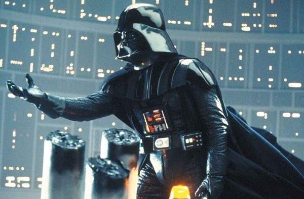 Para el traje de Dath Vader se recorrieron varias tiendas de disfraces